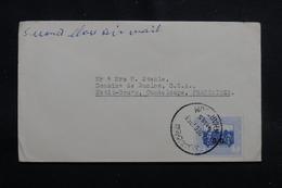 SOUDAN - Enveloppe De Khartoum Pour La Guadeloupe En 1958, Affranchissement Plaisant Surchargé SG - L 55216 - Soudan (1954-...)