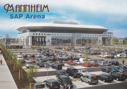 Germany 2010 Card: Ice Hockey Sur Glace; Eishockey; IIHF World Championship Sap Arena Mannheim; Paralympics; 2 Scans - Eishockey