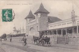 LA BAULE - Le Casino - Calèche - Animé - La Baule-Escoublac