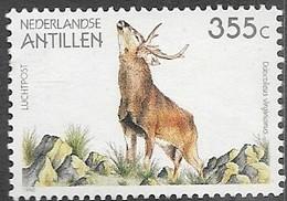 Netherlands Antilles 1992   Sc#671   355c  MNH  WWF High Value  2016 Scott Value $4 - Curacao, Netherlands Antilles, Aruba