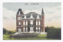 1911 FOSSES - LE CHÂTEAU BIOT - Fosses-la-Ville