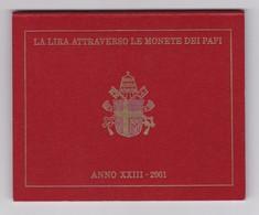 2001 Coffret Du Vatican, Série Complète, Jean Paul II Année XXIII - Vatican