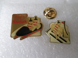 PIN'S   LOT 2  KODAK  J O - Fotografie