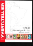 Catalogue De Cotation Des Timbres D'Amérique Du Sud 2014 - Briefmarkenkataloge