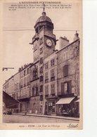 CPA - 63 - 26  -  RIOM - LA TOUR DE L'HORLOGE - N° 2522 - - Riom