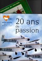 2 Revues Aéro-club De Beauvais-Tillé - Aviation