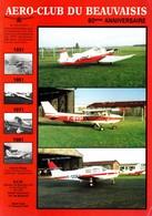 Revue De L'Aéro-club Du Beauvaisis - Aviation
