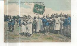 Kaisermanover, Manoeuvres Imperiales Allemandes, Avant La Critique - Guerre 1914-18