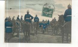 Deutsche Offiziere, Officiers Allemands - Guerre 1914-18