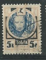 Russie Touva     Yvert N°  19 Oblitéré   Ay 13032 - Tuva
