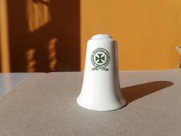 Victorian Hospital Association - Pepper Shaker Poivrière- Globe Pottery C°Ltd -J.Dynan Melbourne 40s 50s - Medizinische Und Zahnmedizinische Geräte
