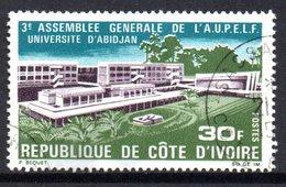 1970 - YT 297 OBLITERE - Ivoorkust (1960-...)