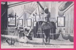 558 Bis - BELGIQUE - PARC ROYAL DE TERVUEREN - Musée Colonial, Pécheurs Bangala - Tervuren