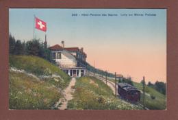 Vaud - HÔTEL PENSION DES SAPINS - LALLY Sur BLONAY - Pleïades - Train - VD Vaud