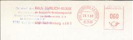 Paul Ehrlich War Ein Deutscher Mediziner Und Forscher. Färbemethoden Syphilis - Homburg Höhe 638 1982 - Disease