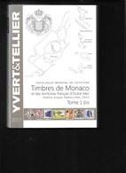 Yvert Et Tellier Monaco 2017 - Postzegelcatalogus
