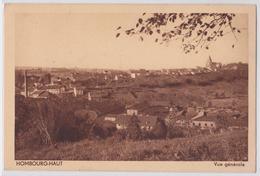 HOMBOURG-HAUT (Moselle) - Vue Générale - Altri Comuni