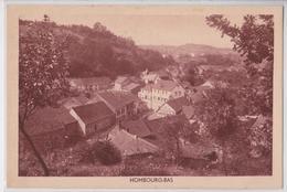 HOMBOURG-BAS (Moselle) - Altri Comuni