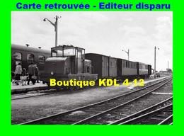 BVA 598-05 - Train - Locotracteur En Gare - RANG DU FLIERS - Pas De Calais - VFIL - France