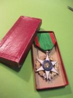 Médaille De Chevalier Du  Mérite  Agricole / 1883 / République Française// Vers 1930-1950  MED338 - France