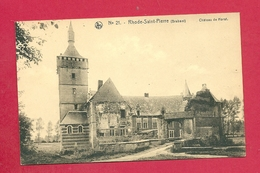 C.P. Rhode-Saint-Pierre =  Château De  HORST - Holsbeek