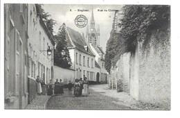 Enghien - Rue Du Chateau. - Enghien - Edingen