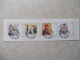 Belgique Belgie Carnet Boekje B30 Oblitéré Oblitération Main Bruxelles 1998 - Booklets 1953-....