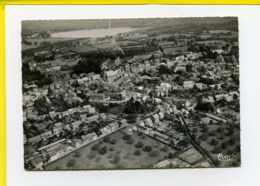 Trelon. Vue Generale Aerienne Edit Cim N° 7840 Ecrite 1953 - Autres Communes