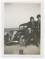 E372 Photographie Originale Vintage Automobile Voiture Car Ancien Ancienne - Coches