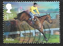 GB 2017 FAMOUS RACEHORSE ARKLE HV - 1952-.... (Elizabeth II)