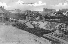 La Panne - Panorama (Héliotypie De Graeve, Animée 1909 Star) - De Panne