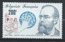 Polynésie YT PA 167 XX / MNH Koch Tuberculose Santé Health Médecine - Airmail