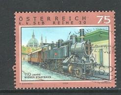 Oostenrijk, Mi 2756 Jaar 2008, Gestempeld - 1945-.... 2ème République