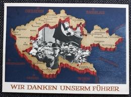 DR 1938, Postkarte P275, SUDETENLAND Ungebraucht - Deutschland
