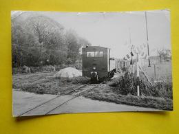 Photo M.Geiger ,train , Gare ,tramway, La Croix En Brie,train De Betteraves - Trains