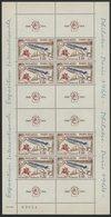 "BF N° 6b Cote 300 € Neuf ** (MNH) PHILATEC Paris 1964 Avec NUMEROTATION ""69623"". TB - Blocks & Kleinbögen"