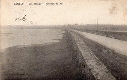 SACLAY - Les Etangs - Pavillon Du Roi - Saclay