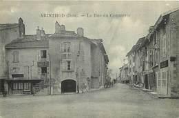ARINTHOD-la Rue Du Commerce - Andere Gemeenten