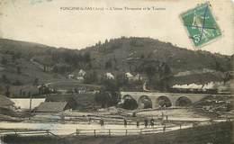 FONCINE Le BAS-l'usine Thouverez Et Le Taureau - Other Municipalities