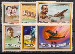 Guinée-Bissau - 1978 - N°Mi. 493 à 499 - Aviation - Neuf Luxe ** / MNH / Postfrisch - Guinea-Bissau