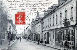 76   FAUVILLE  GRANDE RUE - France