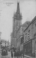 CHATEAUBOURG - L'église - Frankrijk
