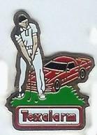 @@ Golf Ferrari TEXALARM (équipement Alarmes Automobiles)  @@sp148a - Ferrari