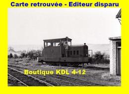 BVA 599-07 - Locotracteur En Gare - BONNINGUES - Pas De Calais - VFIL - France