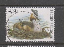 COB 3538 Oblitéré Cachet Rond Central - 1985-.. Vogels (Buzin)