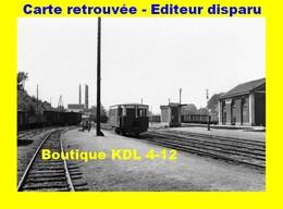 BVA 599-08 - Autorail Berliet ARB En Gare - LUMBRES - Pas De Calais - VFIL - Lumbres