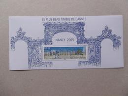 FRANCE 2006  BS 14  * *     NANCY - Foglietti Commemorativi