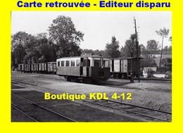 BVA 599-10 - Autorail Berliet En Gare - FRUGES - Pas De Calais - VFIL - Fruges