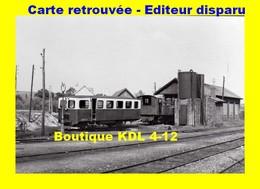 BVA 599-11 - Autorail Berliet ARB 3 Au Dépôt - FRUGES - Pas De Calais - VFIL - Fruges