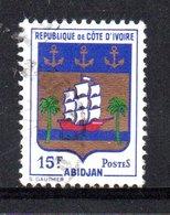 1969 - YT 290 OBLITERE - Ivoorkust (1960-...)